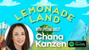 Chana Kanzen - Homeless to CEO